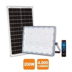 FOCO LED SOLAR 200W