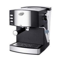 CAFETERA ESPRESSO 15 BAR 850W 1.6L CONTROL DE VAPOR LATERAL LARRYHOUSE LH1727