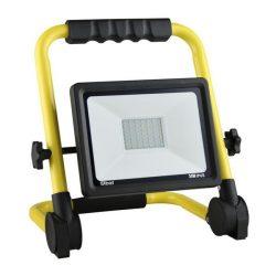 FOCO LED 50W 6500K CON SOPORTE PLEGABLE ELBAT EB0315