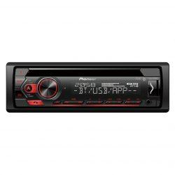 RADIO CD PIONEER BLUETOOTH USB SPOTIFY COMPATIBLE CON DISPOSITIVOS ANDROID PIONEER DEHS320BT