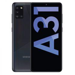 "TELEFONO MOVIL SAMSUNG GALAXY A31 6,4"" 64GB/4GB SAMSUNG BLACK SMA315G/DS-NEG"