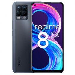 """TELEFONO MOVIL REALME 8 PRO 128GB/8GB RAM 6,4"""" NEGRO REALME8PRO/BNE"""