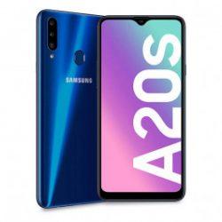 "TELEFONO MOVIL SAMSUNG GALAXY A20E 32GB/3GB 5,8"" BLUE SMA202F/DS-BLU"