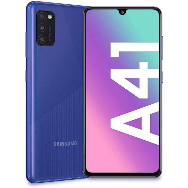 "TELEFONO MOVIL SAMSUNG GALAXY A41 6.1"" 64GB/4GB RAM SAMSUNG BLUE SMA415F64/4BLU"