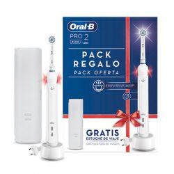 CEPILLO DENTAL ORAL-B ELECTRICO PRO 2 2500 SENSIULTRATHIN BRAUN D5015132X