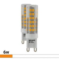 BOMBILLAS LED PACK 2 G9 6W LUZ BLANCA AIRMEC AM130639