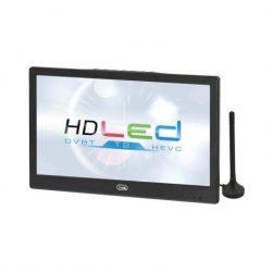 """TELEVISOR TREVI LED 10.1"""" 12V/220V PORTATIL RECARGABLE TREVI LTV2010HE"""