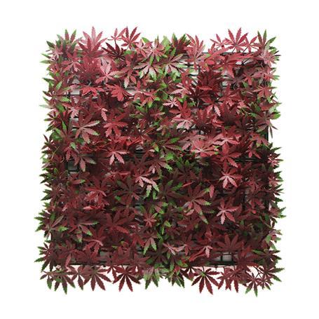 JARDIN VERTICAL 50X50CM SERIE RED MAPLE DONNA GARDEN DG1277